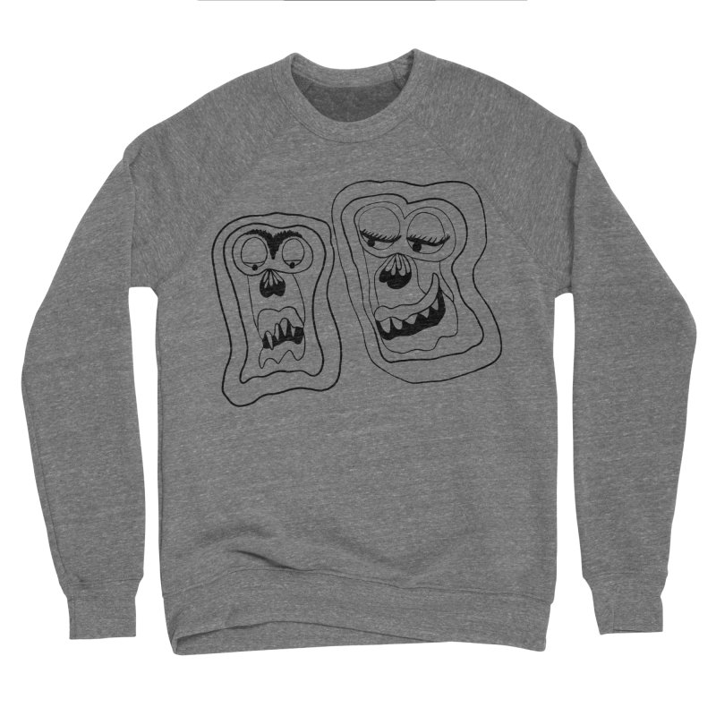 Lovely couple Men's Sponge Fleece Sweatshirt by NatiRomero's Artist Shop
