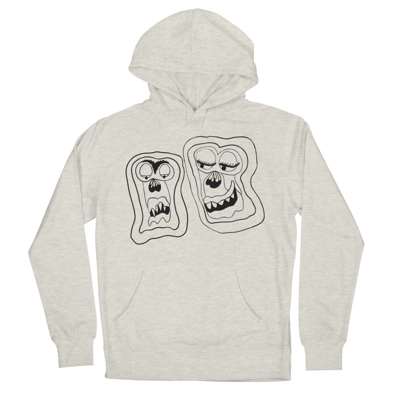 Lovely couple Men's French Terry Pullover Hoody by NatiRomero's Artist Shop