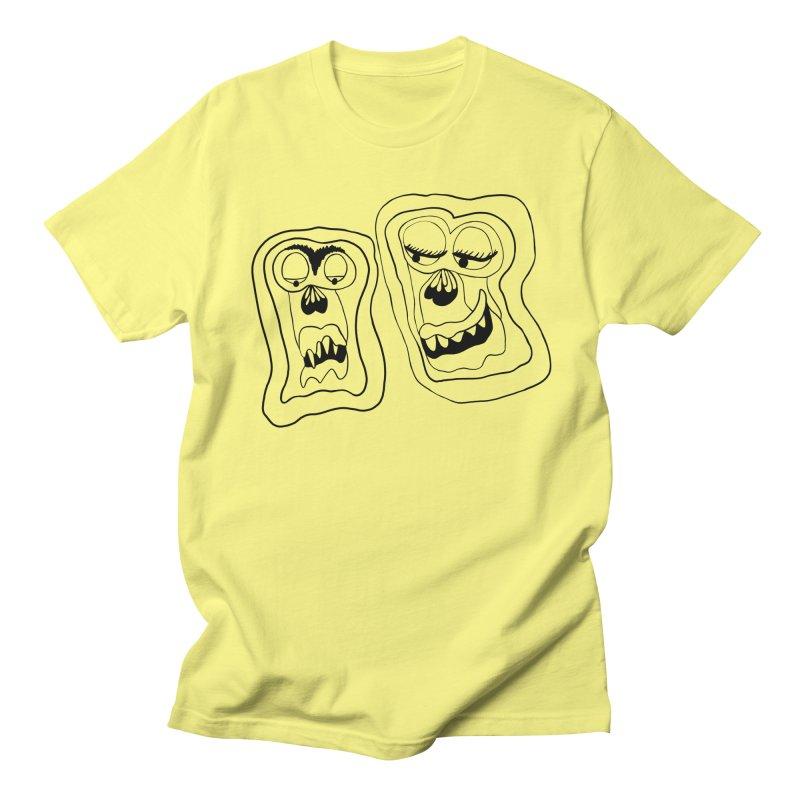 Lovely couple Women's T-Shirt by NatiRomero's Artist Shop
