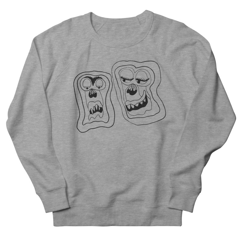 Lovely couple Men's French Terry Sweatshirt by NatiRomero's Artist Shop