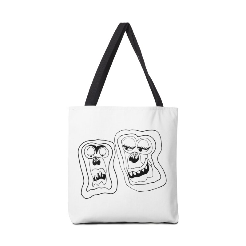 Lovely couple Accessories Tote Bag Bag by NatiRomero's Artist Shop