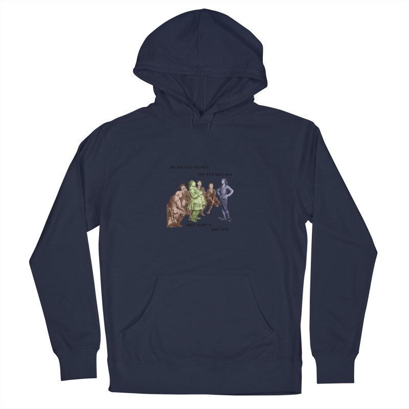 And She did Men's Pullover Hoody by Natou's Artist Shop