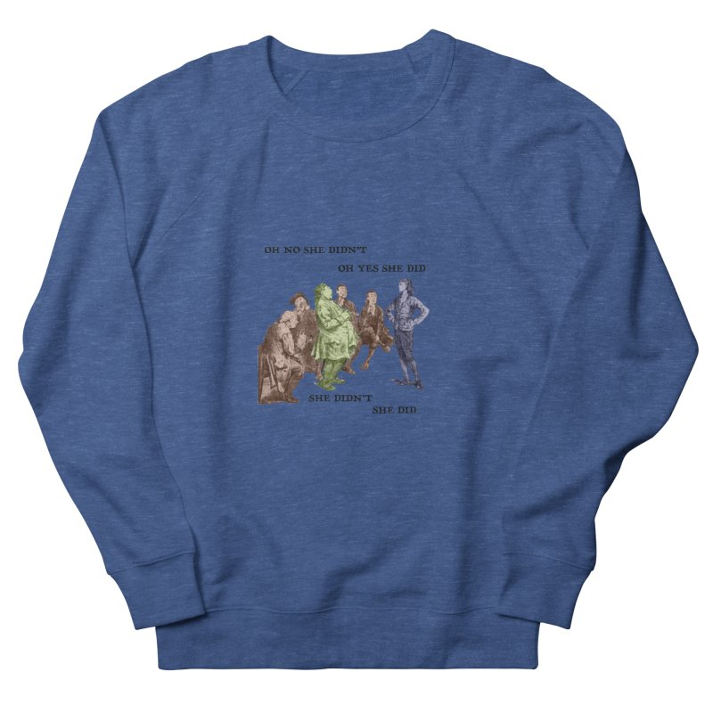 And She did Men's Sweatshirt by Natou's Artist Shop