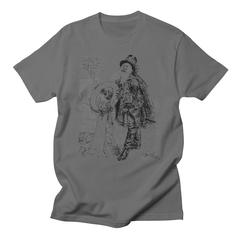 A Happy Pirate Wreath Men's T-Shirt by Natou's Artist Shop