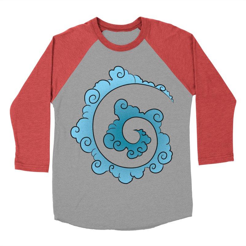 Cloud Spiral Men's Longsleeve T-Shirt by Natou's Artist Shop
