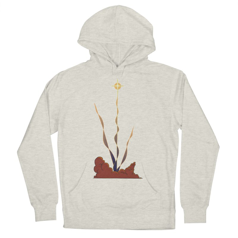 Star Blast Women's French Terry Pullover Hoody by Natou's Artist Shop