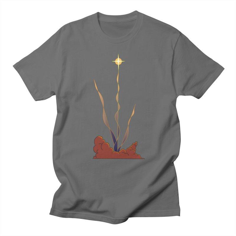 Star Blast Men's Regular T-Shirt by Natou's Artist Shop