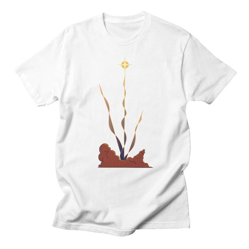 Star Blast Men's T-Shirt by Natou's Artist Shop