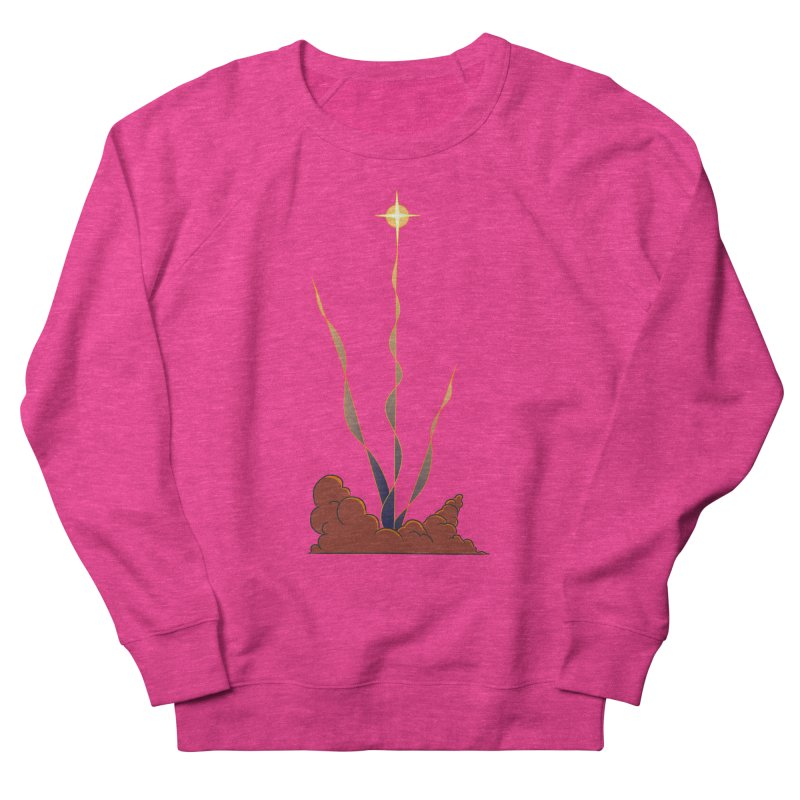 Star Blast Women's French Terry Sweatshirt by Natou's Artist Shop
