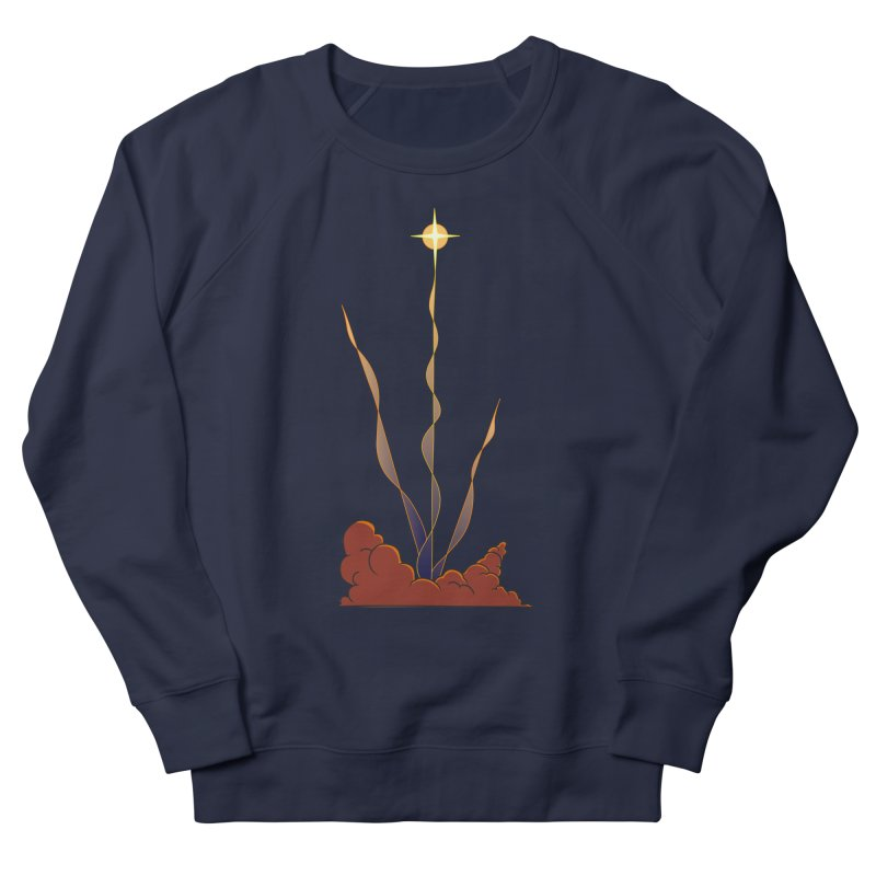 Star Blast Women's French Terry Sweatshirt by Natou's Artist Shop