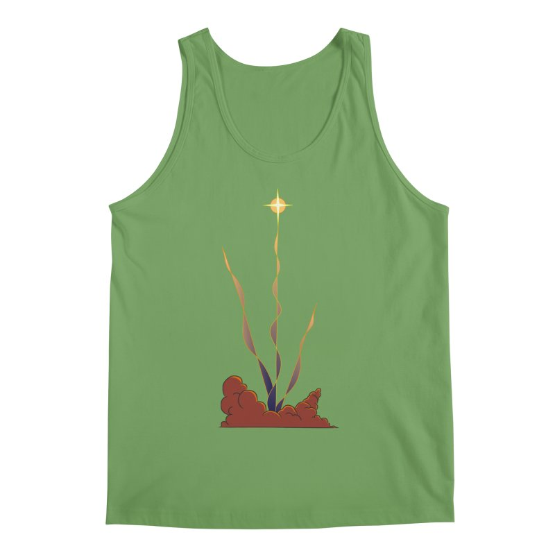 Star Blast Men's Tank by Natou's Artist Shop