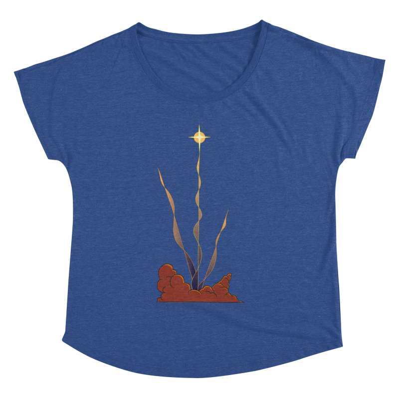 Star Blast Women's Dolman by Natou's Artist Shop