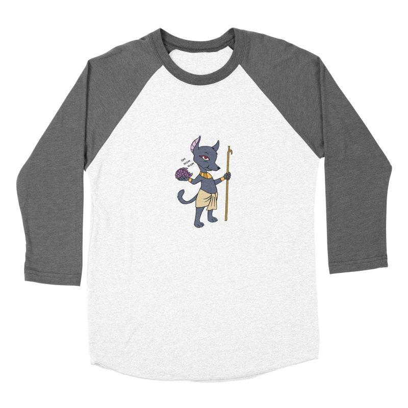 Lil' Anubis Women's Longsleeve T-Shirt by Natou's Artist Shop