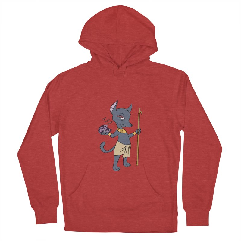 Lil' Anubis Men's Pullover Hoody by Natou's Artist Shop