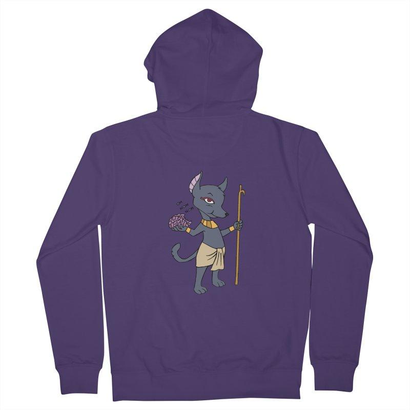Lil' Anubis Women's Zip-Up Hoody by Natou's Artist Shop