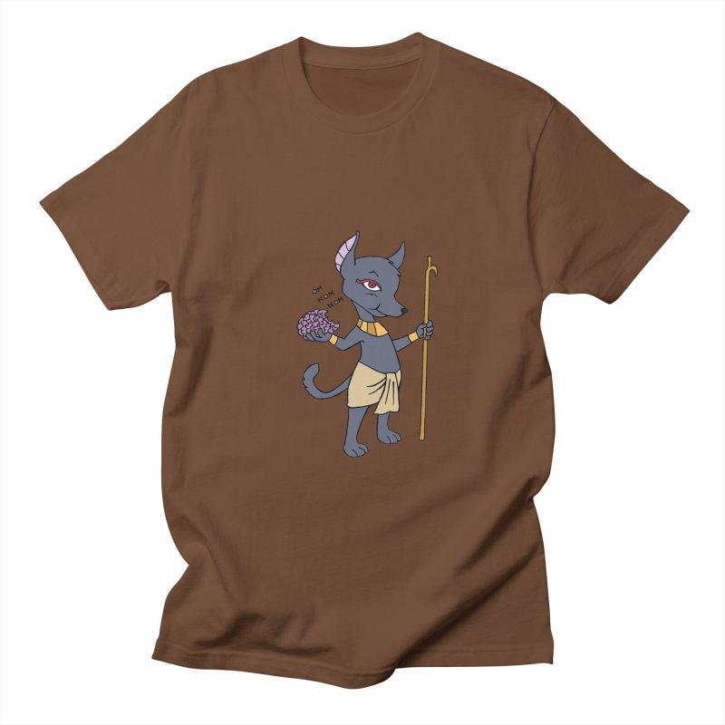 Lil' Anubis Men's Regular T-Shirt by Natou's Artist Shop