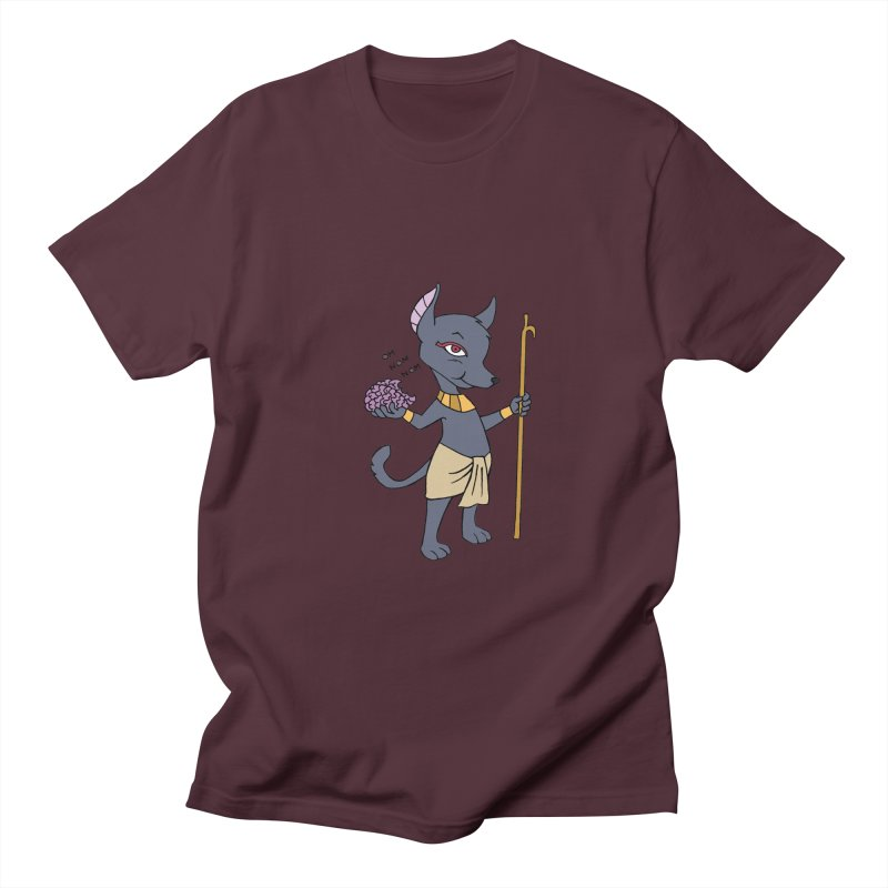 Lil' Anubis Men's T-Shirt by Natou's Artist Shop
