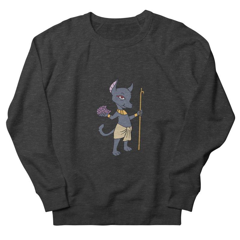 Lil' Anubis Women's French Terry Sweatshirt by Natou's Artist Shop