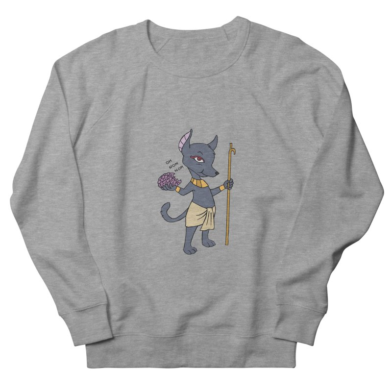 Lil' Anubis Men's Sweatshirt by Natou's Artist Shop