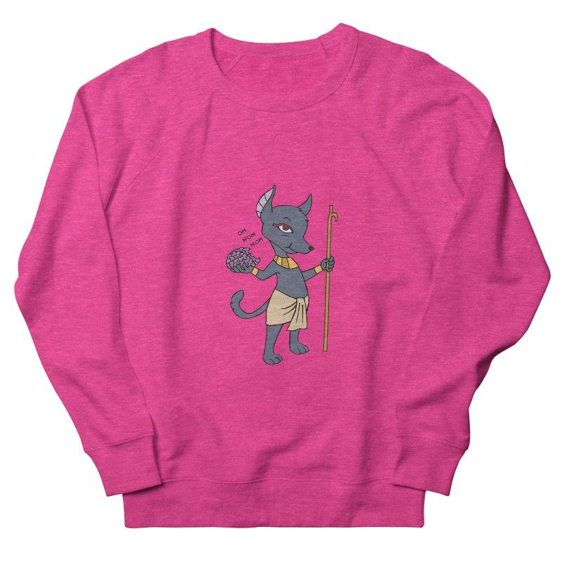 Lil' Anubis Men's French Terry Sweatshirt by Natou's Artist Shop