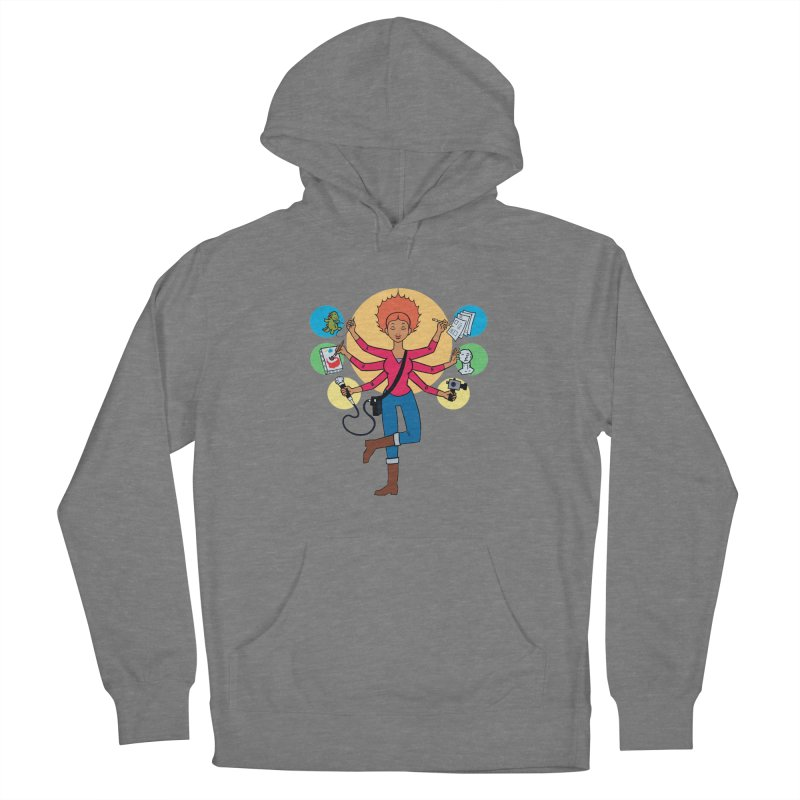 Museful Women's Pullover Hoody by Natou's Artist Shop