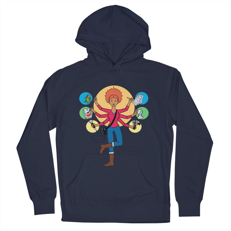 Museful Men's Pullover Hoody by Natou's Artist Shop