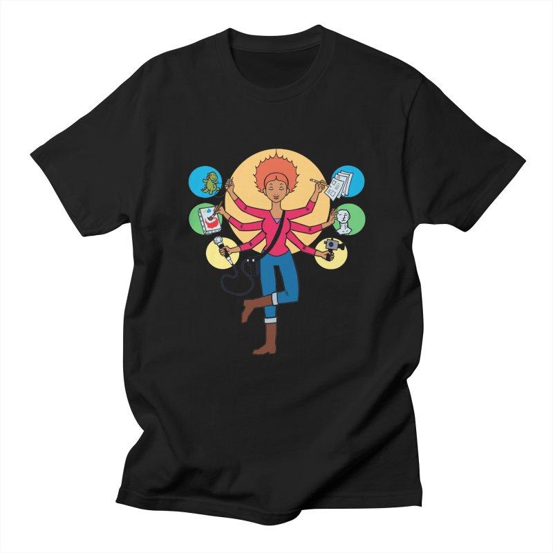 Museful Men's T-Shirt by Natou's Artist Shop