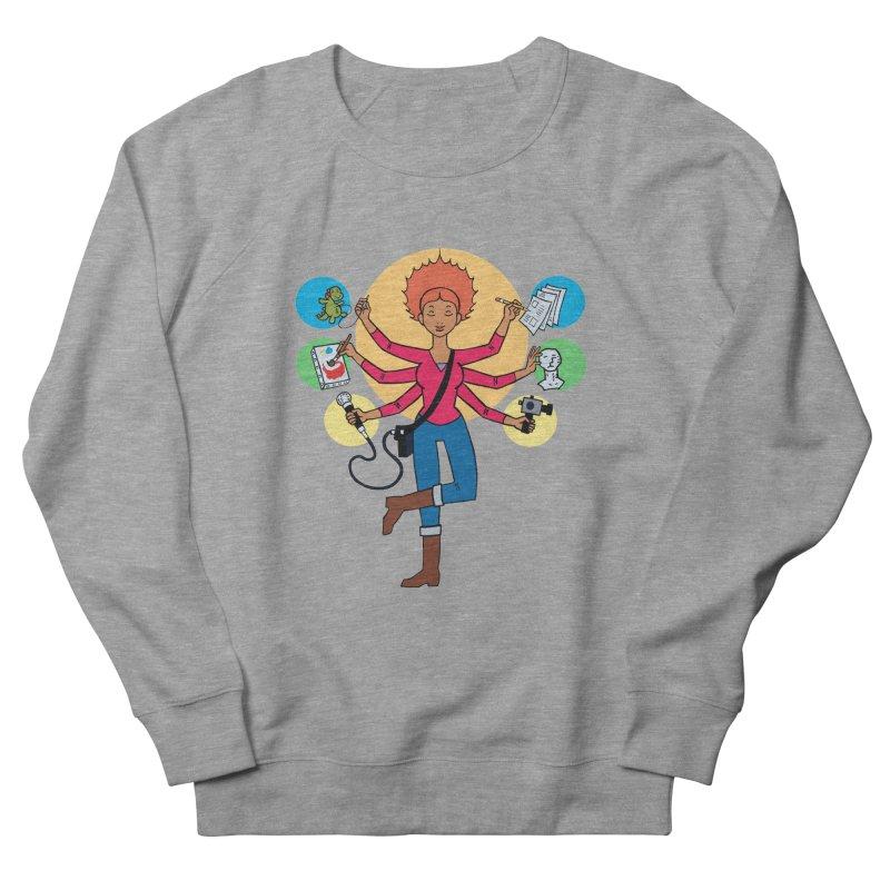 Museful Women's Sweatshirt by Natou's Artist Shop