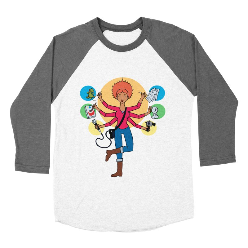 Museful Women's Longsleeve T-Shirt by Natou's Artist Shop