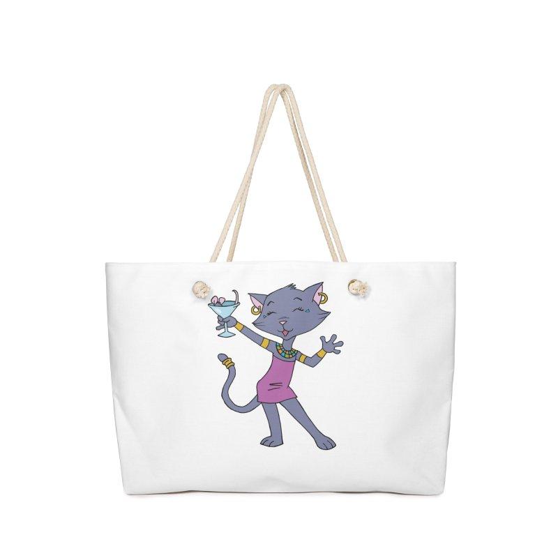 Lil' Bastet Accessories Bag by Natou's Artist Shop
