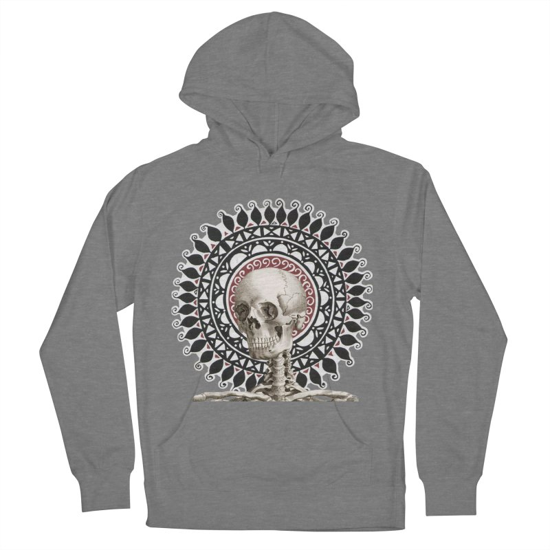 Saint Skeleton Women's Pullover Hoody by Natou's Artist Shop