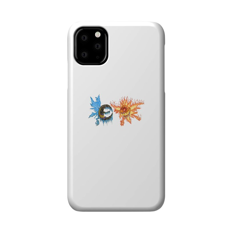 Luna and Sol Accessories Phone Case by Natou's Artist Shop
