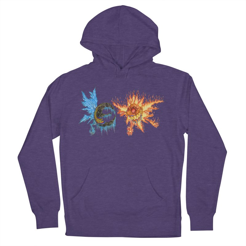 Luna and Sol Women's Pullover Hoody by Natou's Artist Shop
