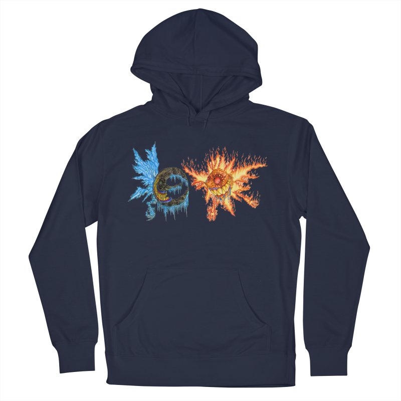 Luna and Sol Men's Pullover Hoody by Natou's Artist Shop