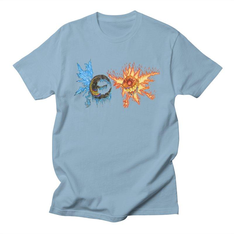 Luna and Sol Men's Regular T-Shirt by Natou's Artist Shop