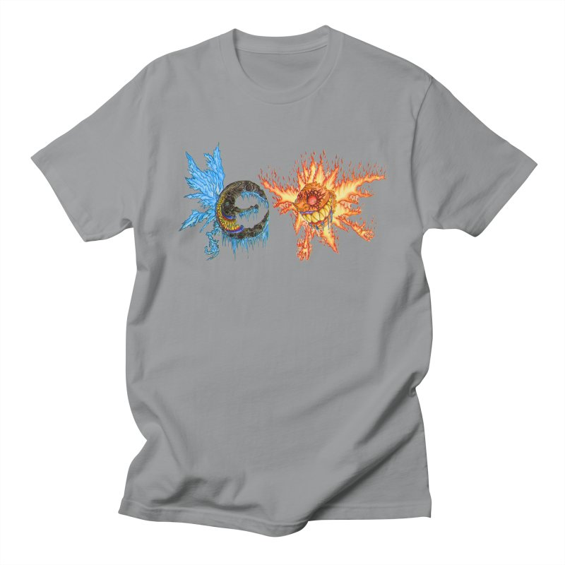 Luna and Sol Men's Regular T-Shirt by Natou's Artist Shop