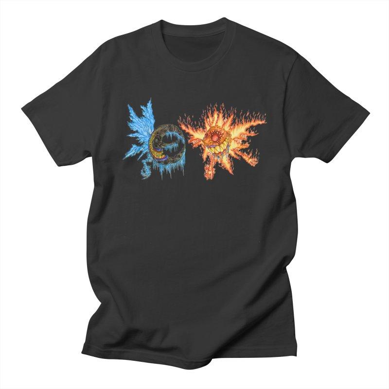 Luna and Sol Men's T-shirt by Natou's Artist Shop