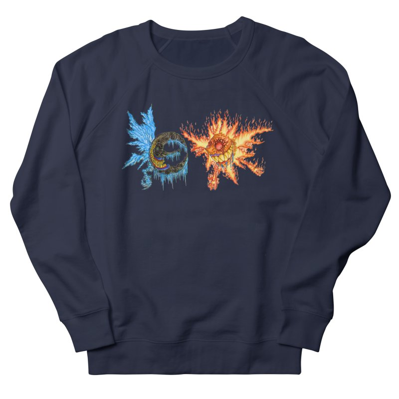 Luna and Sol Men's Sweatshirt by Natou's Artist Shop