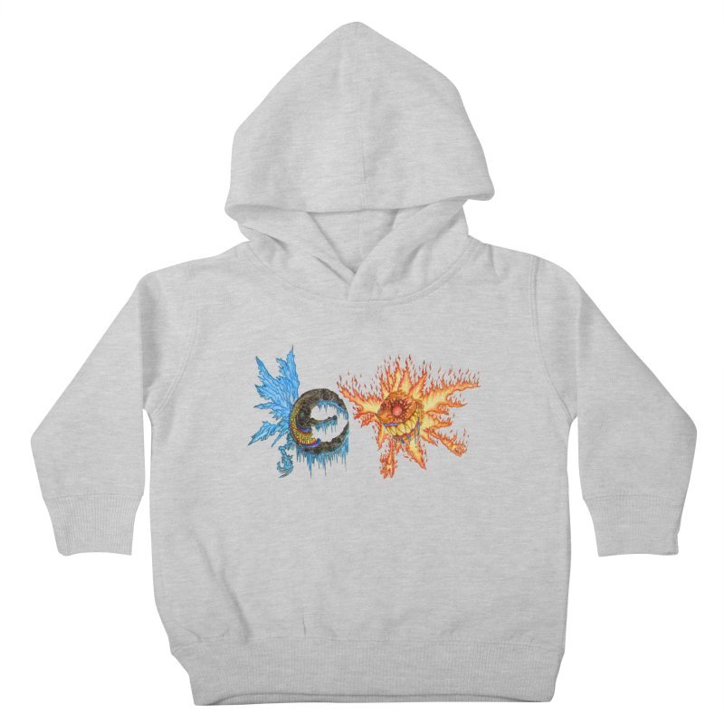 Luna and Sol Kids Toddler Pullover Hoody by Natou's Artist Shop