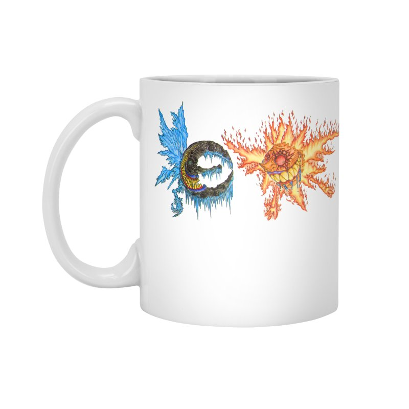 Luna and Sol Accessories Standard Mug by Natou's Artist Shop