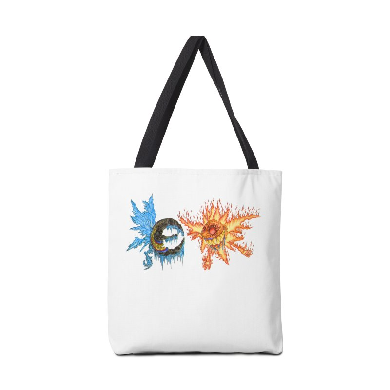 Luna and Sol Accessories Tote Bag Bag by Natou's Artist Shop
