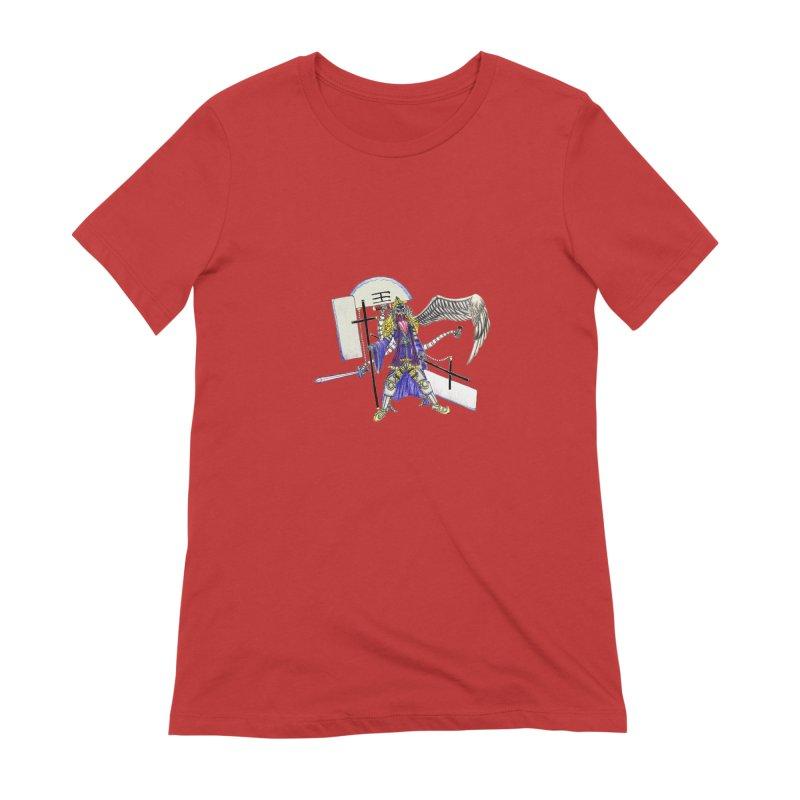 Trip knight 01 Women's Extra Soft T-Shirt by Natou's Artist Shop