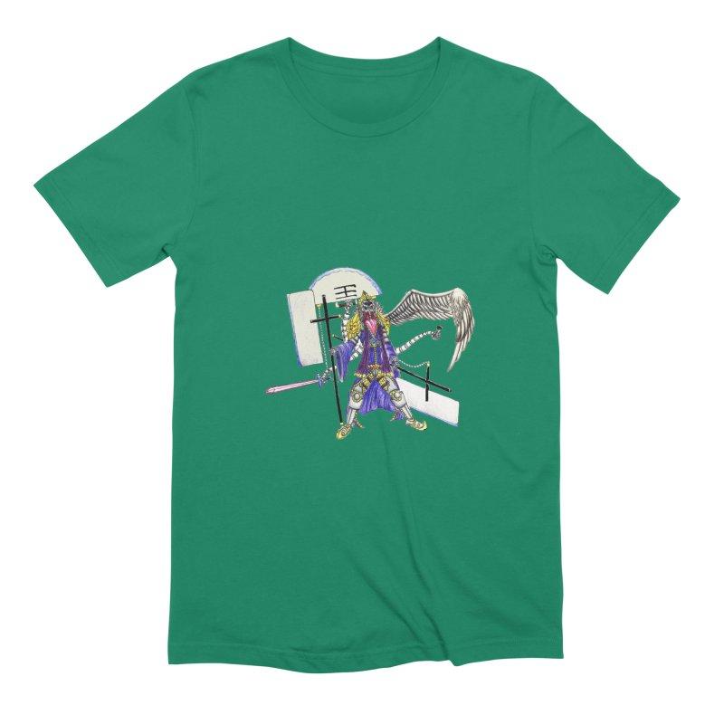 Trip knight 01 Men's Extra Soft T-Shirt by Natou's Artist Shop