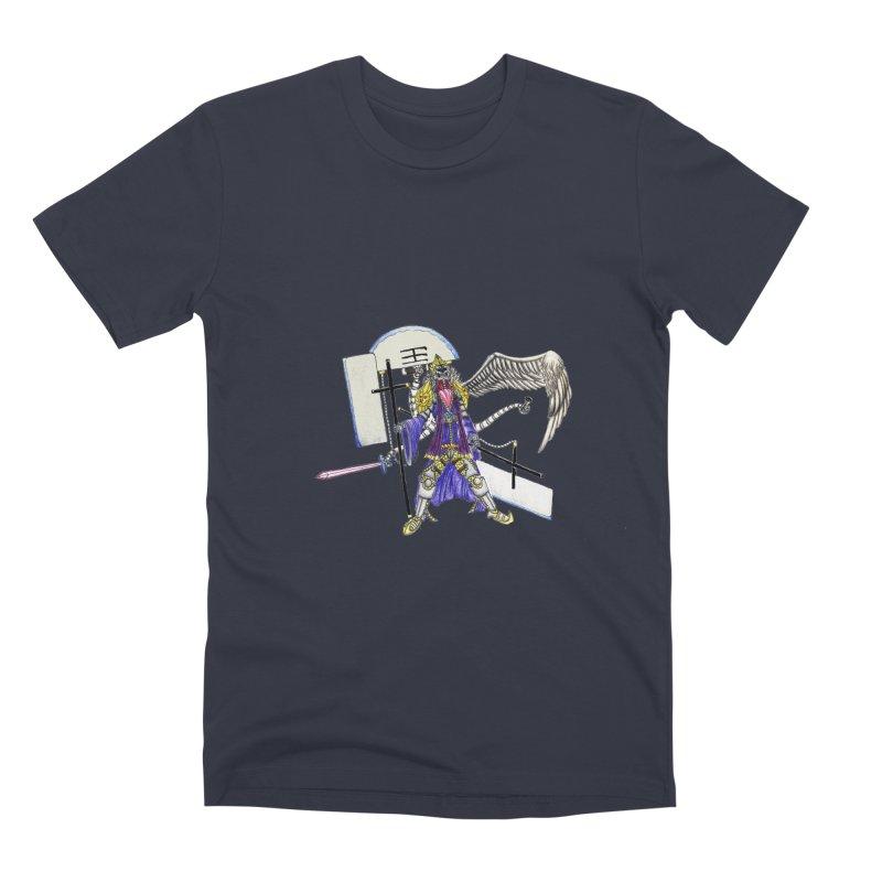 Trip knight 01 Men's Premium T-Shirt by Natou's Artist Shop