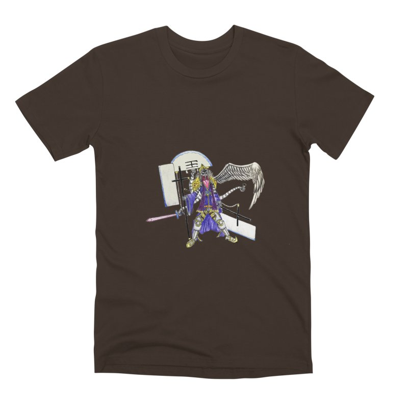 Trip knight 01 Men's Premium T-Shirt by Natou's Artist Shop