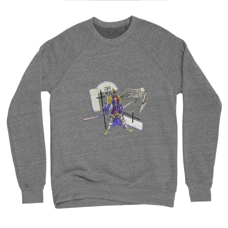 Trip knight 01 Men's Sponge Fleece Sweatshirt by Natou's Artist Shop