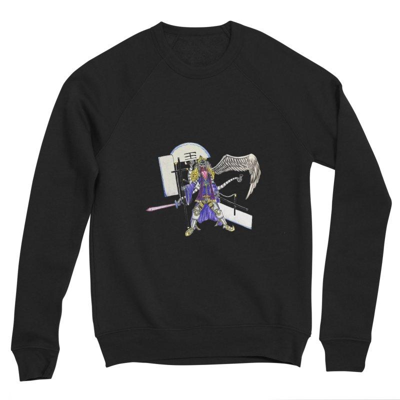 Trip knight 01 Women's Sponge Fleece Sweatshirt by Natou's Artist Shop
