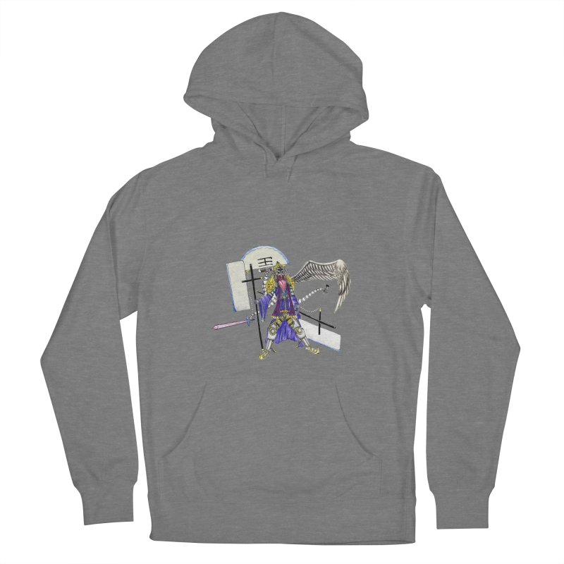 Trip knight 01 Women's Pullover Hoody by Natou's Artist Shop