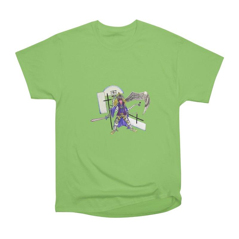 Trip knight 01 Men's Heavyweight T-Shirt by Natou's Artist Shop
