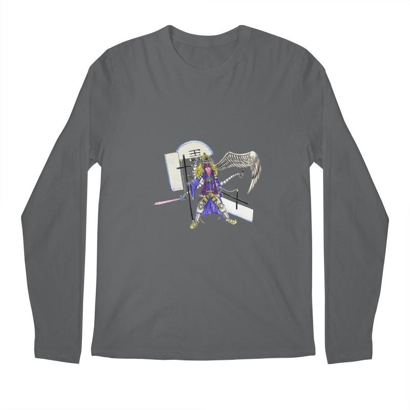 Trip knight 01 Men's Longsleeve T-Shirt by Natou's Artist Shop